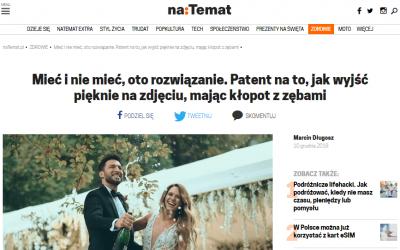 Klinika Proste Zęby na portalu natemat.pl