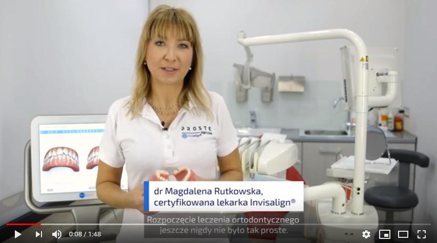 Nowe materiały video z Kliniki Proste Zęby – obejrzyj!