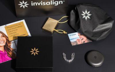 Tak wyglądać będzie Twój pakiet startowy z Invisalign®!